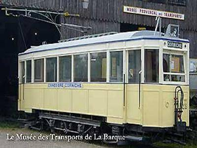 Musee Provencal des Transports Gare de la Barque – 13710 Fuveau