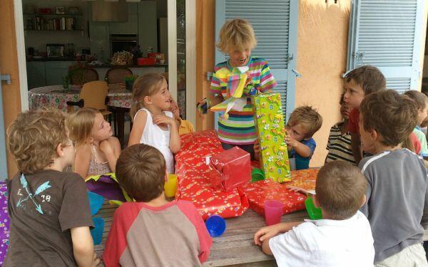 Birthday parties in #France @FibiTee