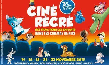CINE RECRE Nice @AccessRiviera