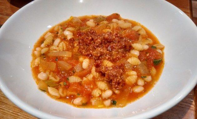 Tomato Soup au Pistou Recipe @PestoPistou