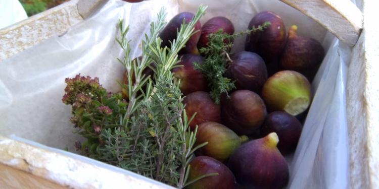 Figs Cuisine de Provence #CookingSchool #VaisonlaRomaine