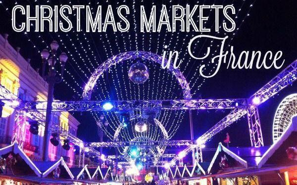 Christmas Markets France Nice #ChristmasMarkets @FibiTee