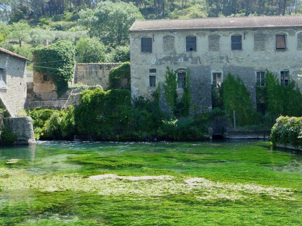 Fontaine de Vaucluse @PerfProvence