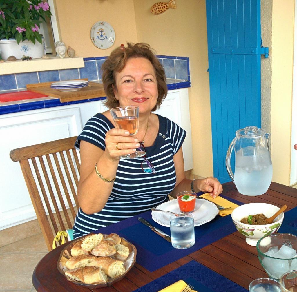 Cuisine de Provence #CookingSchool #VaisonlaRomaine