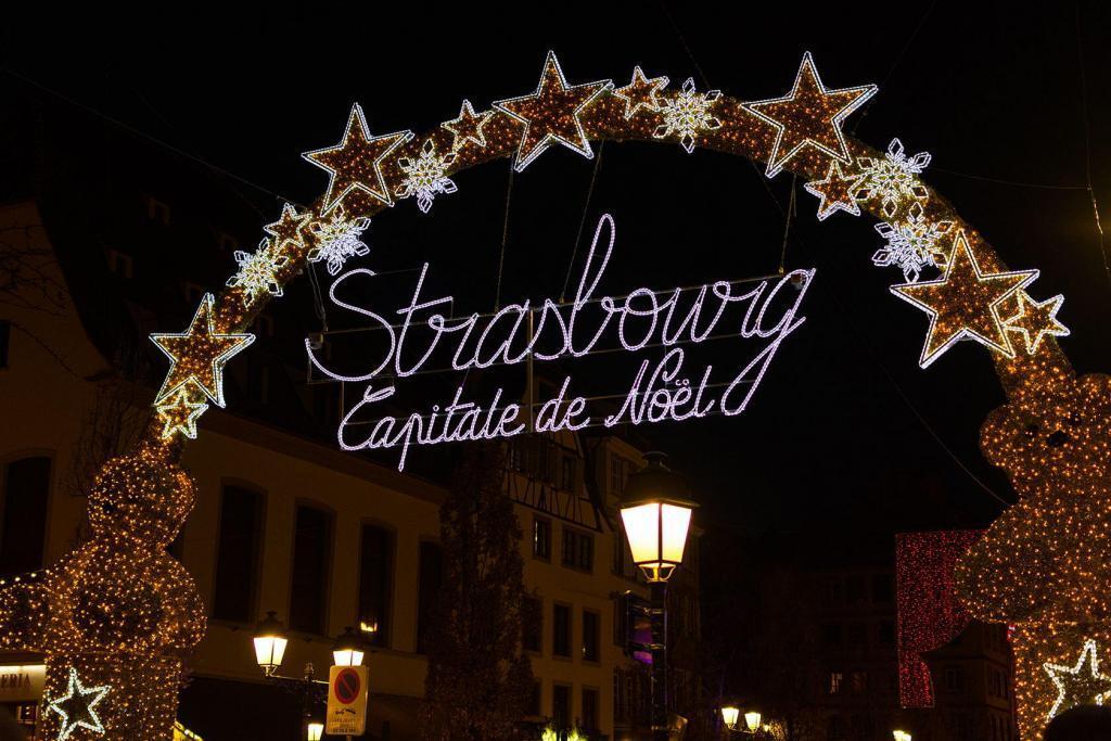 Strasbourg Christmas Market @PJAdams10