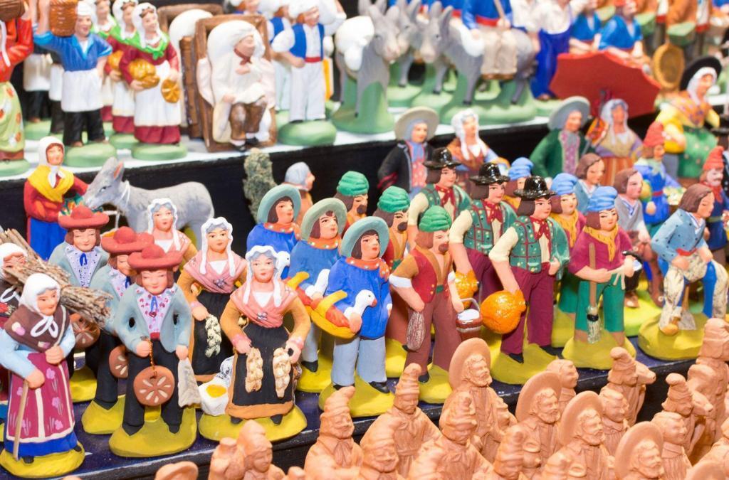 Strasbourg santons Christmas Market @PJAdams10