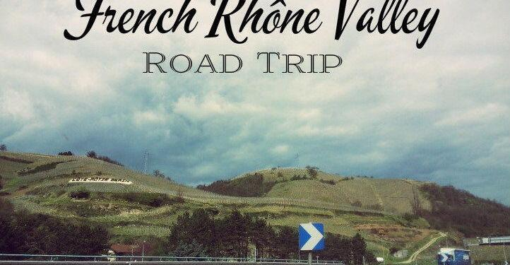 rhone valley road trip #ProvenceWines @JillBarth