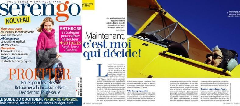 serengo magazine