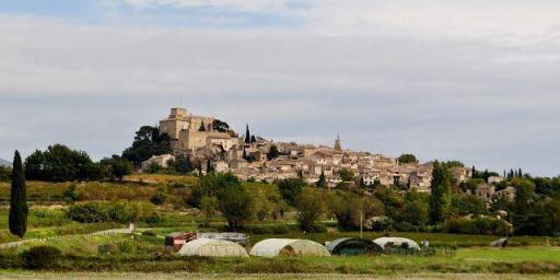 Ansouis Village Luberon Explore Provence