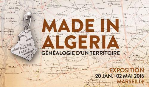 Made in Algeria @MuCEM_Officiel @Aixcentric