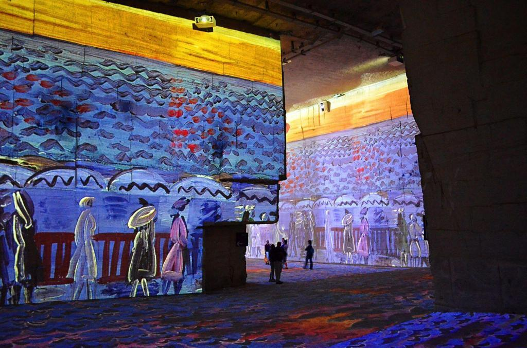 Carrieres de Lumieres #LesBaux @Inntravel