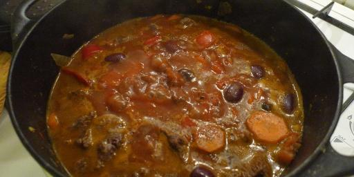 Daube Provencale Beef Stew Recipe @PerfProvence