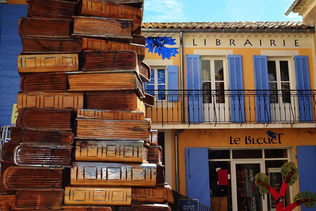 Banon Library @Inntravel