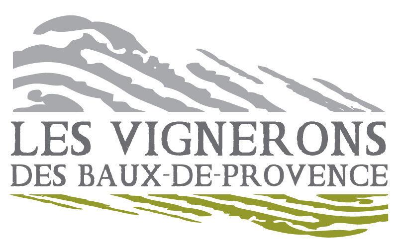 LOGO LES VIGNERONS DES BAUX DE PROVENCE