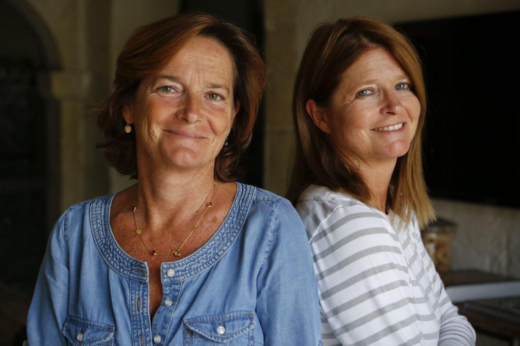 Mas de la Dame - Caroline Missoffe et Anne Poniatowski#WinesofProvence #AOPLesBauxdeProvence