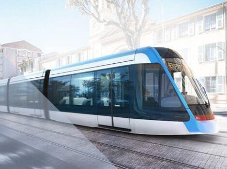 Nice Trams design 2 integration