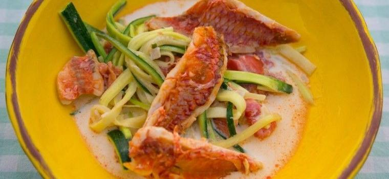 Red Mullet #Recipe @MirabeauWine