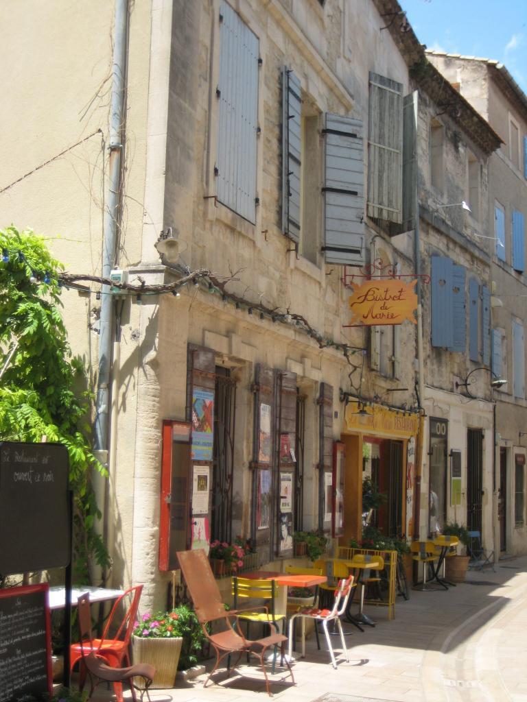 Saint Remy de Provence #StRemy @JaneDunning