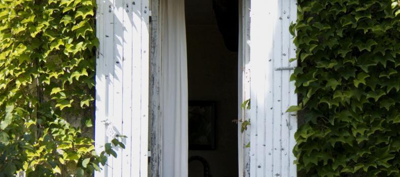 Seguret Village view #Vaucluse @PerfProvence
