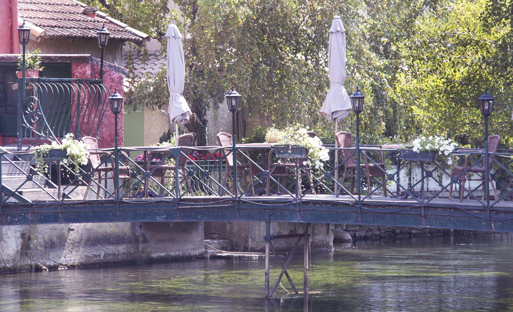 l'Isle sur la Sorgue Provence