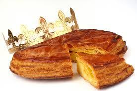 Galette de roi #Pastry #Provence @LizGabayMW