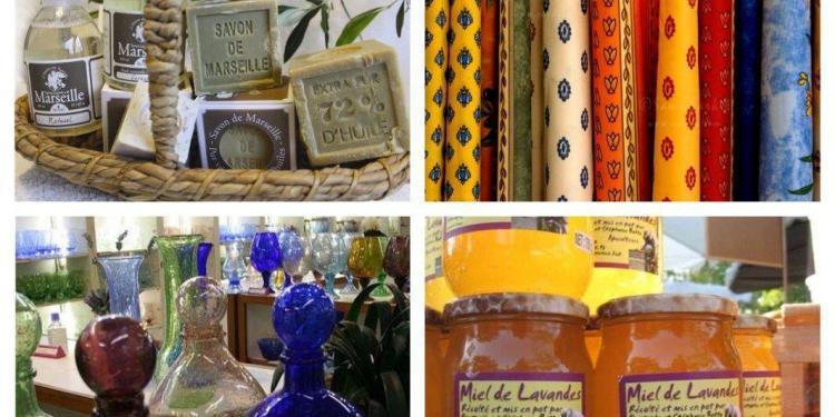 Tax Refund Provencal Souvenirs #Provence @AccessRiviera