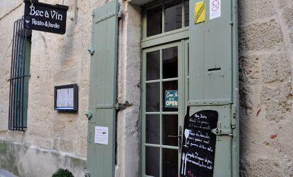 Bec a Vin in Uzes #TastesofProvence @OurHouseinProvence