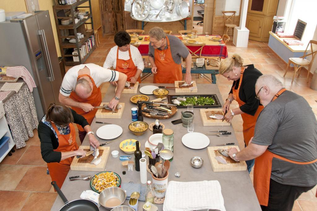 Cooking Classes #Uzes @Cooknwithclass