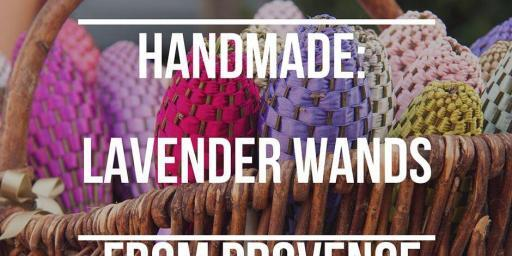 Provencal Artisan Traditions Lavender Fuseaux Provence