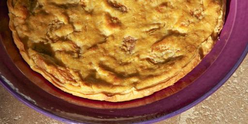 Apricot Tart Tastes Provence @PerfProvence