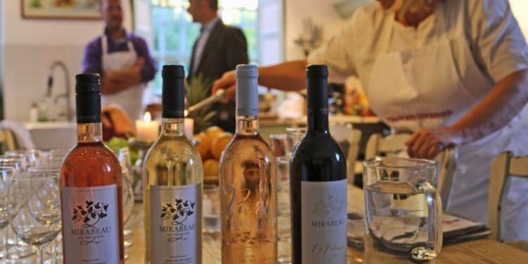 Trond Moi wine tasting @MirabeauWine