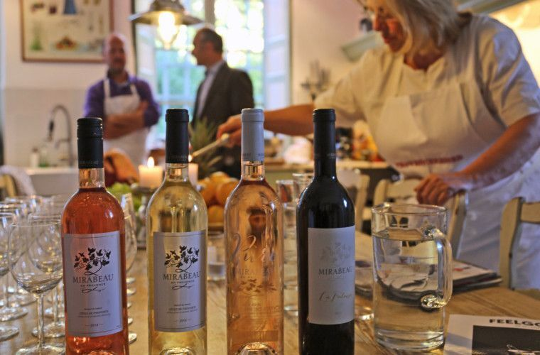 Cooking and wine tasting with Norwegian Chef Trond Moi
