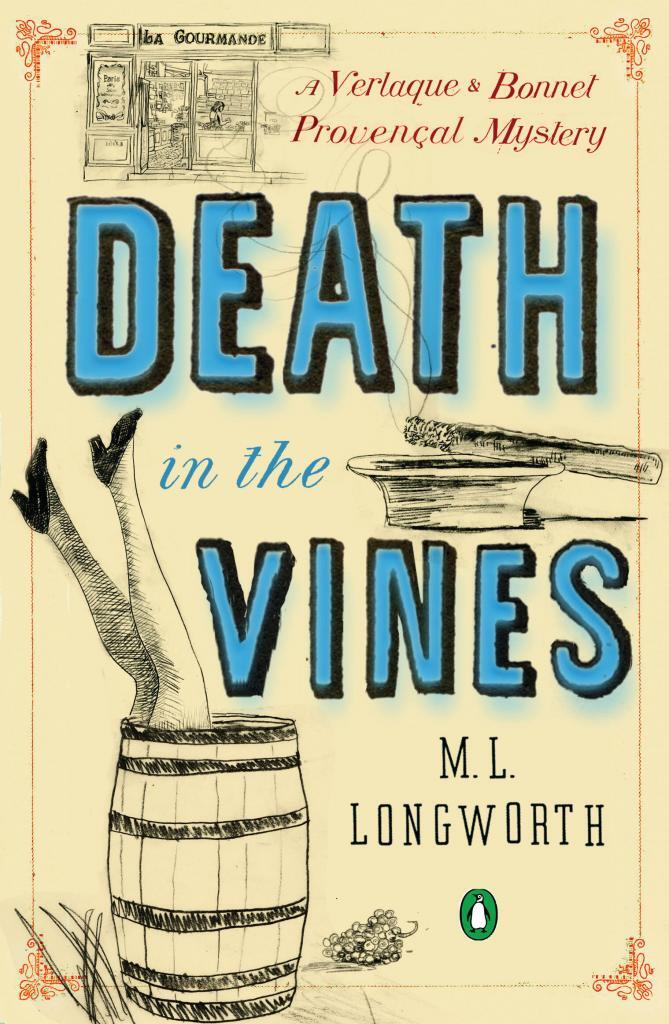 DEATH IN VINES @ML_Longworth