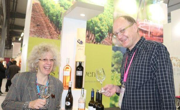 10 Exciting White Wines at Vinisud 2016 @LizGabayMW
