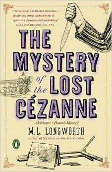 The Mystery of the lost Cezanne #Provence @ML_Longworth