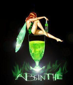 Absinthe #NationalAbsintheDay @Susan_PWZ