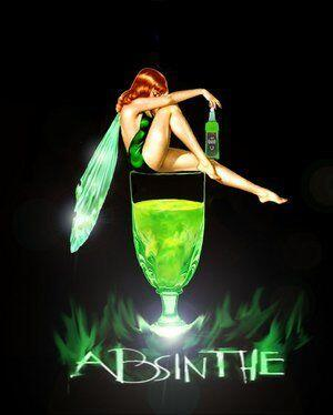 Absinthe French Drink National Absinthe Day