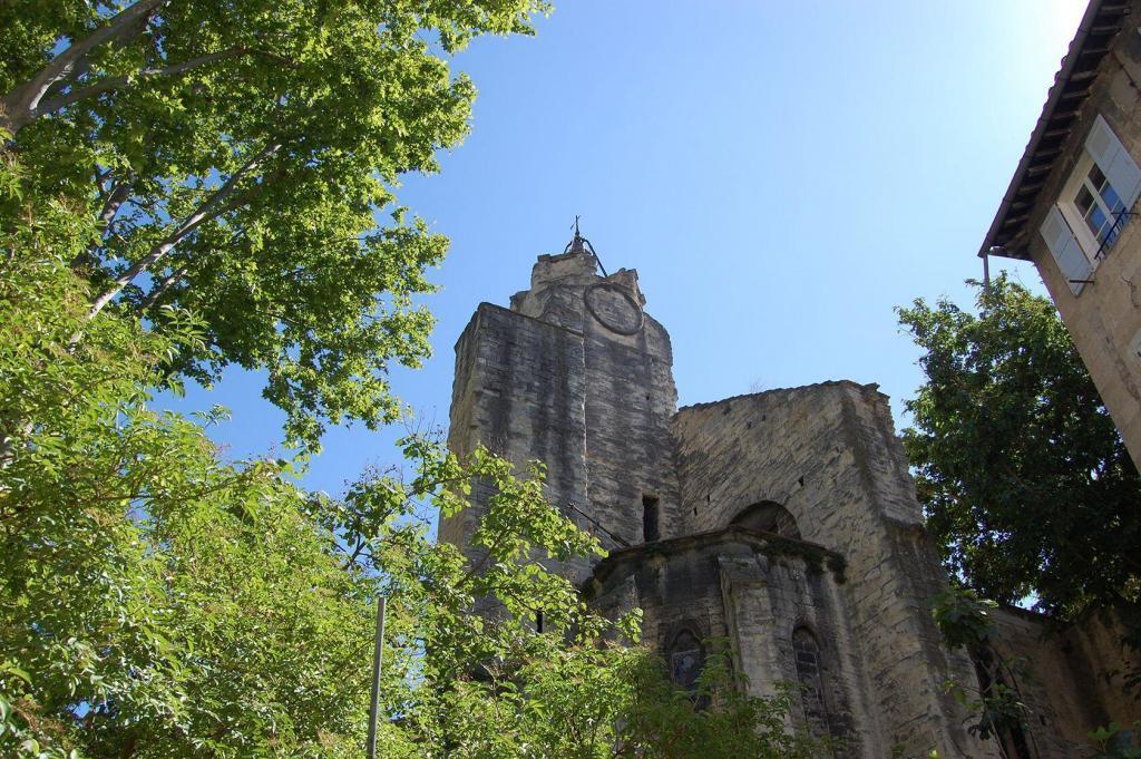 Clocher des Cordeliers C. Demontis #Avignon #GuidedTours