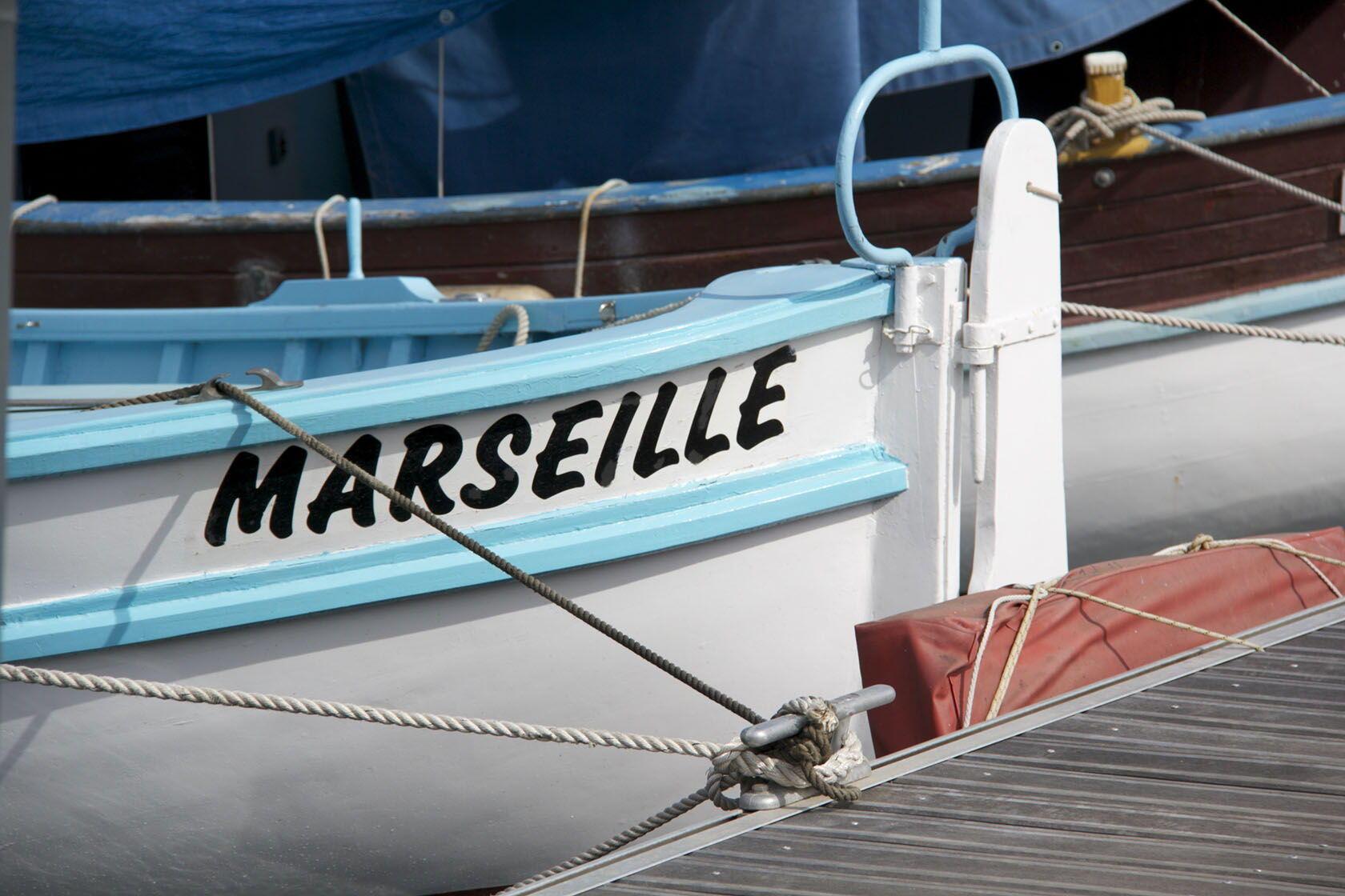 Marseille boats Marseille