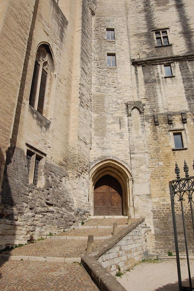 Palais des Papes C. Demontis #Avignon #GuidedTours