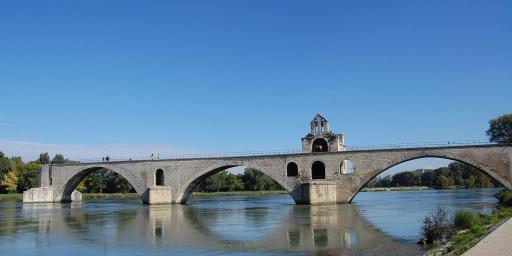 Pont d'Avignon C.Demontis Avignon Guided Tours