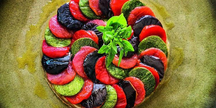 Ratatouille #Recipe Gerald Passedat By Richard Haughton