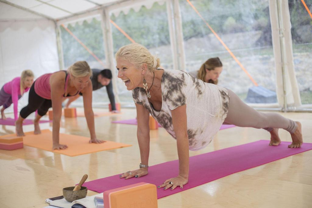 Yoga Escapes Mas des Avelines @OlivesVines