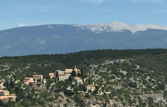 Mt Ventoux #Provence @CobblestonesandVineyards