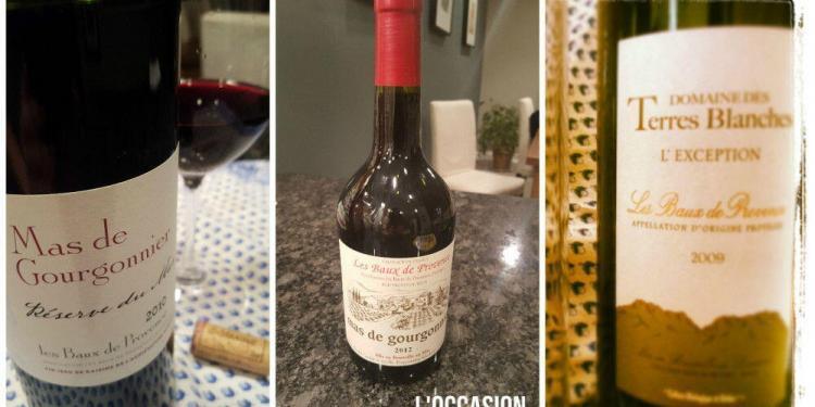 Wines of Les Baux #WinesofProvence @JillBarth