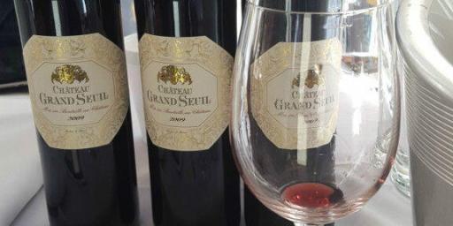 Provence wine tasting @JillBarth