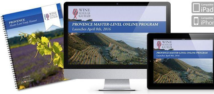 Wine Scholar Guild #Provence #Wine Study Program @WineScholarGuil