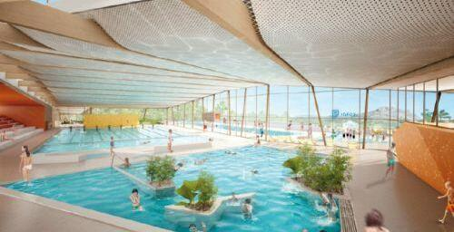 Venelles Swimming Pool @Aixcentric