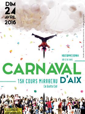 Aix Carnaval 2016 @Aixcentric