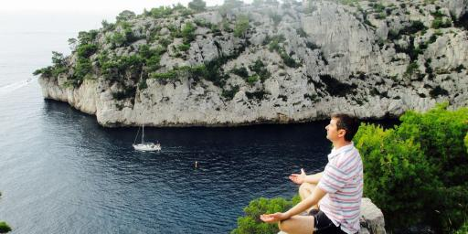 Calanque Cassis Provence